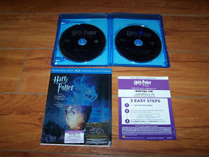 Harry Potter and the Goblet of Fire (2-Disc S. Edition ) Blu Ray