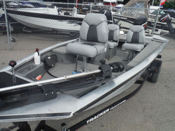 Used 2008 Other Bass Tracker Pro Crapie 175
