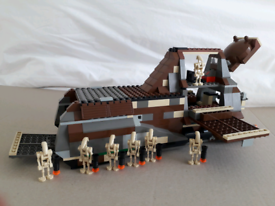Lego Star Wars 7184 - Trade Federation MTT (2000): 100% Complete