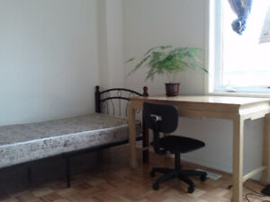 Clean, Quiet Room@York University. Minutes to Campus and Subway
