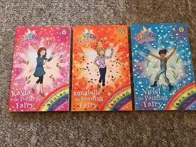Rainbow Magic Fairy Books X 3 - 141 & 142 & 145 - Magical Crafts Fairies