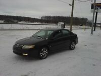 2005 Saturn ION tissu Berline