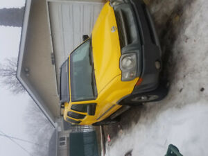 2002 nissan xterra se super charged $1000 obo