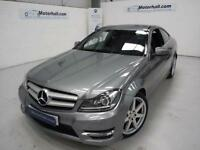 Mercedes C250 CDI BLUEEFFICIENCY AMG SPORT + FSH + STUNNING
