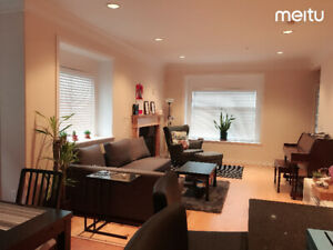 West Vancouver duplex 3 bedroom for rental