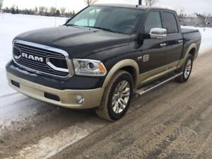 2017 Dodge Power Ram 1500 Long Horn Laramie Pickup Truck