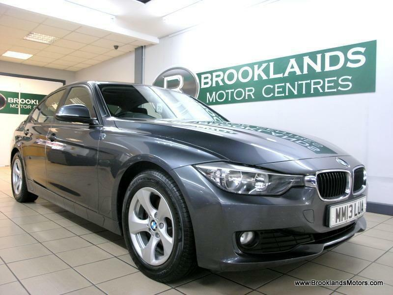 BMW 3 SERIES 2.0 320d EFFICIENTDYNAMICS [5X BMW SERVICES, DAB RADIO and 20 ROAD