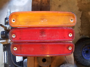 1973-1991 GMC dually sidemarker lights