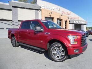 Ford F-150 CREW CAB XLT SPORT, ECOBOOST, BOITE 5.6 PIEDS 2015