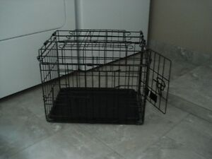 Petite cage pour chien