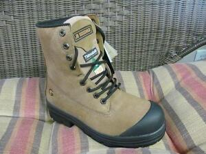 LIMITED TIME ONLY !!! Working boots and Shoes (steel toe)