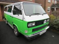 Volkswagen Transporter Camper Van