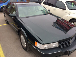 1994 Cadillac Seville Touring STS AN EXCELLENT WINTER CAR ??