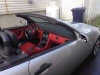 Mercedes SLK 230, 1998, EXTRA propre, 86000km, jamais accidenté
