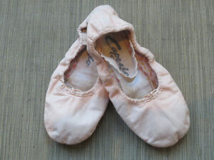 Ballet Slippers - Pink Leather
