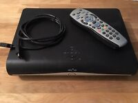 Sky+ HD Box with Control