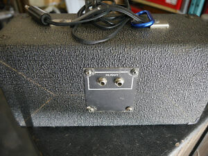 Yamaha EM 150 sound board, 2 speakers, monitor, 2 mics and stnd Kingston Kingston Area image 10