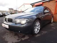 2004 04 BMW 7 SERIES 730D SPORT 3.0 4D AUTO 215 BHP DIESEL