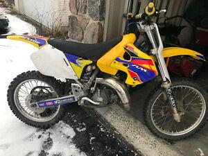 1997 RM 125cc Suzuki - MINT.