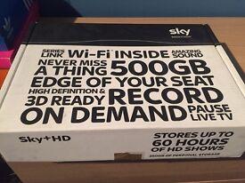 Sky+HD