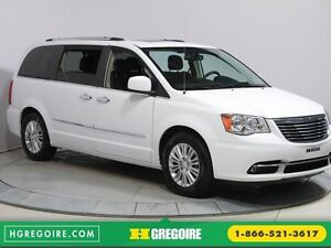 2015 Chrysler Town And Country Premium A/C TOIT MAGS BLUETOOTH