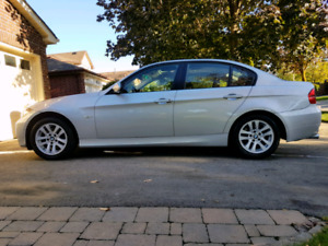 2007 BMW 328xi - 133,000 km - all original - cert and etested