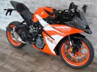 KTM RC125 2018 *Brand new Unregistered and 0% Finance available*