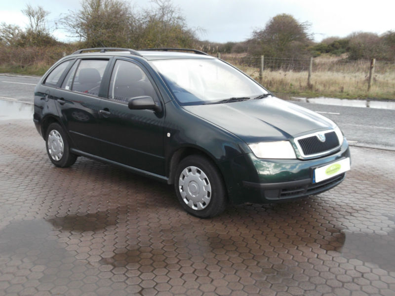 2003 skoda fabia 1 2 htp 12v 64bhp classic in newcastle tyne and wear gumtree. Black Bedroom Furniture Sets. Home Design Ideas