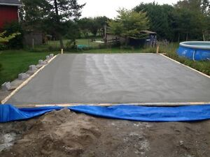 Concrete Finishing Peterborough Peterborough Area image 2