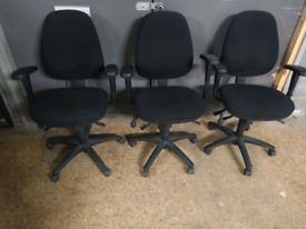 Ergonomic office chairs adjustable arms
