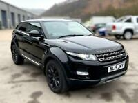 2015 Land Rover Range Rover Evoque 2.2 SD4 PURE TECH 3d 190 BHP Coupe Diesel Man