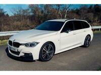 2017 BMW 3 Series 320d M Sport Estate Diesel Automatic
