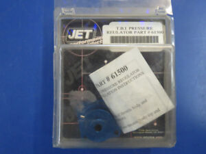 JET Performance Products - 61500 - Adjustable Fuel Pressure Regu