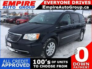 2011 CHRYSLER TOWN AND COUNTRY TOURING-L * LEATHER * NAV * REAR