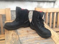 Red wing safety size 9