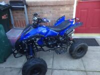 125cc intercepter 300ono or swap for decent pitbike