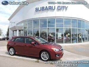 2012 Subaru Impreza 2.0i Sport Package 5-door