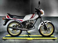 1982 Yamaha RD 80 Mx 2 stroke aircooled nostalgia classic machine