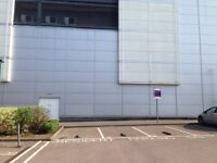 Parking space available near sutton high street,town center