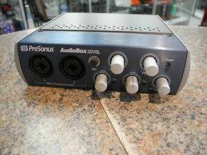 Presonus AudioBox 22VSL USB Interface