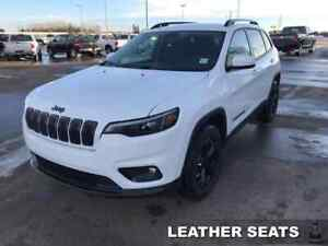 2019 Jeep Cherokee Altitude  - Leather Seats -  Heated Seats