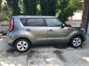 2016 Kia Soul, only 13000kms!