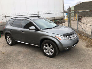 2007 Nissan Murano SL SUV, NO ACCIDENT