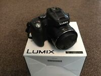 Panasonic FZ72 HD camera 60x Zoom + extras as new condition!!
