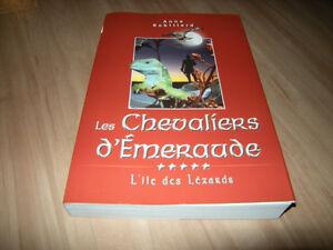 Les Chevaliers d'Émeraude - Tome 5 : L'île des lézards West Island Greater Montréal image 1