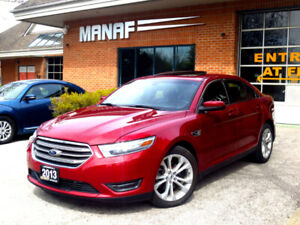 2013 Ford Taurus SEL LEATHER EXTRA 4 WINTER TIRES WITH RIMS CERT