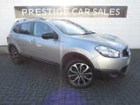 2013 Nissan Qashqai 1.6 dCi 360 4WD (s/s) 5dr Diesel silver Manual