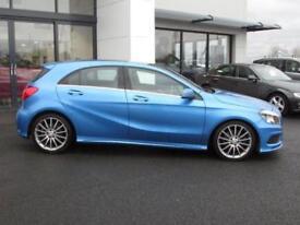 2013 Mercedes-Benz A Class 2.1 A220 CDI BlueEFFICIENCY AMG Sport 7G-DCT 5dr
