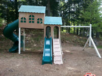 Deluxe Outdoor Playset