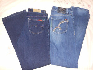 Women's jeans size 28 (4) Lois and Bootheal trading Co.